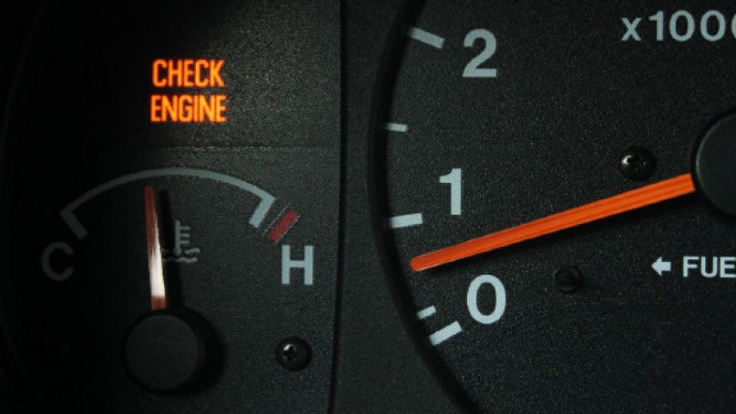 Number of reasons for ?check engine? light