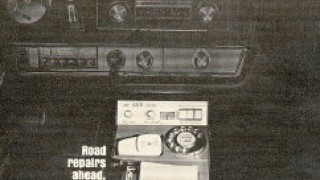 1966 in-car navigation system looks very familiar today