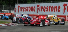Tag third, Hinch 14th for Detroit Grand Prix