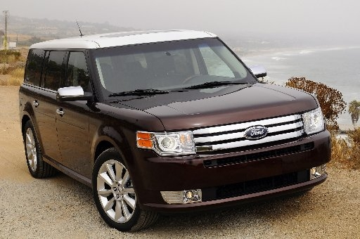 Second Hand: Back on wagon with 2009-11 Ford Flex