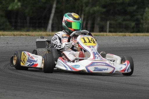 12-year-old has sights set on career in F1