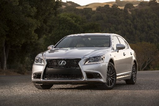 Review: Lexus LS throws down gauntlet