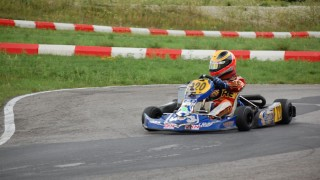 Autism can't slow this kart prodigy