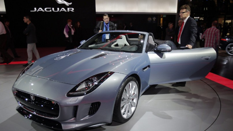 Jaguar F-Type: The cat's finally out of the bag