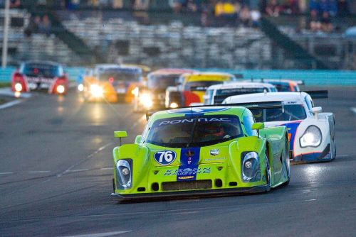Grand Am buys ALMS, wins sports car war