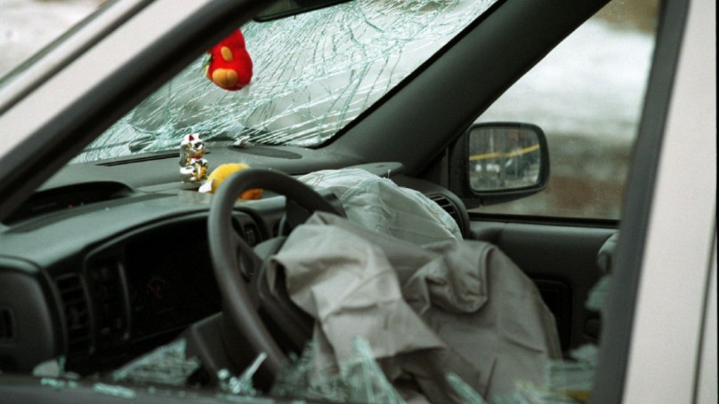 Counterfeit airbags called 'extreme safety risk'