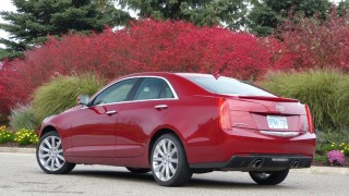 2013 Cadillac ATS: Not your grandpa?s land yacht