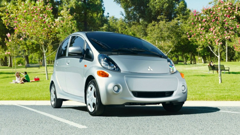 Getting a charge out of electric cars