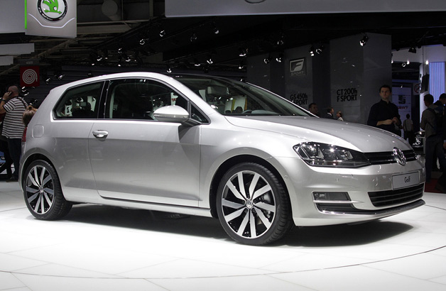 VW may build Golf in Mexico