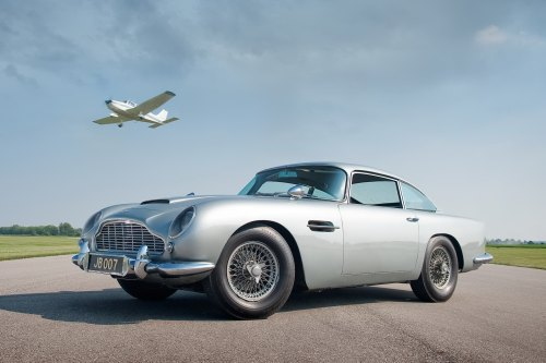 The Top Ten Bond Cars