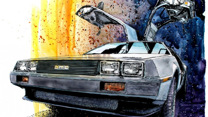 The art of the automobile: Back to the '80s