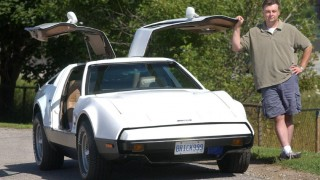 Canadian-built Bricklin was banned back home