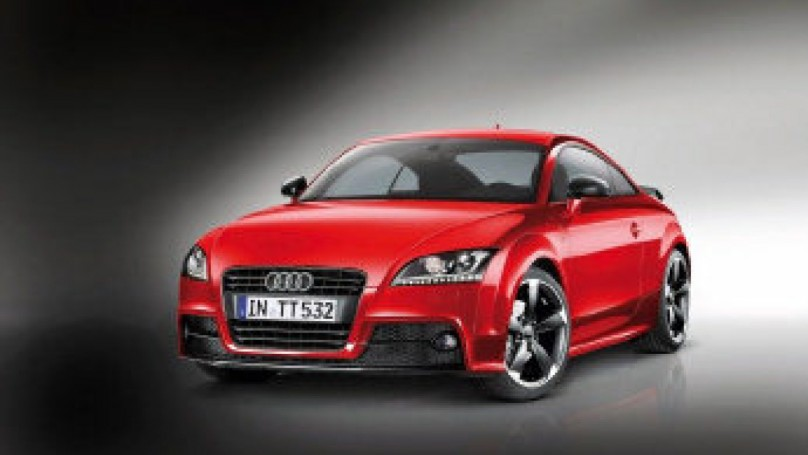 Gift Guide: Mrs. G deserves a shiny new Audi