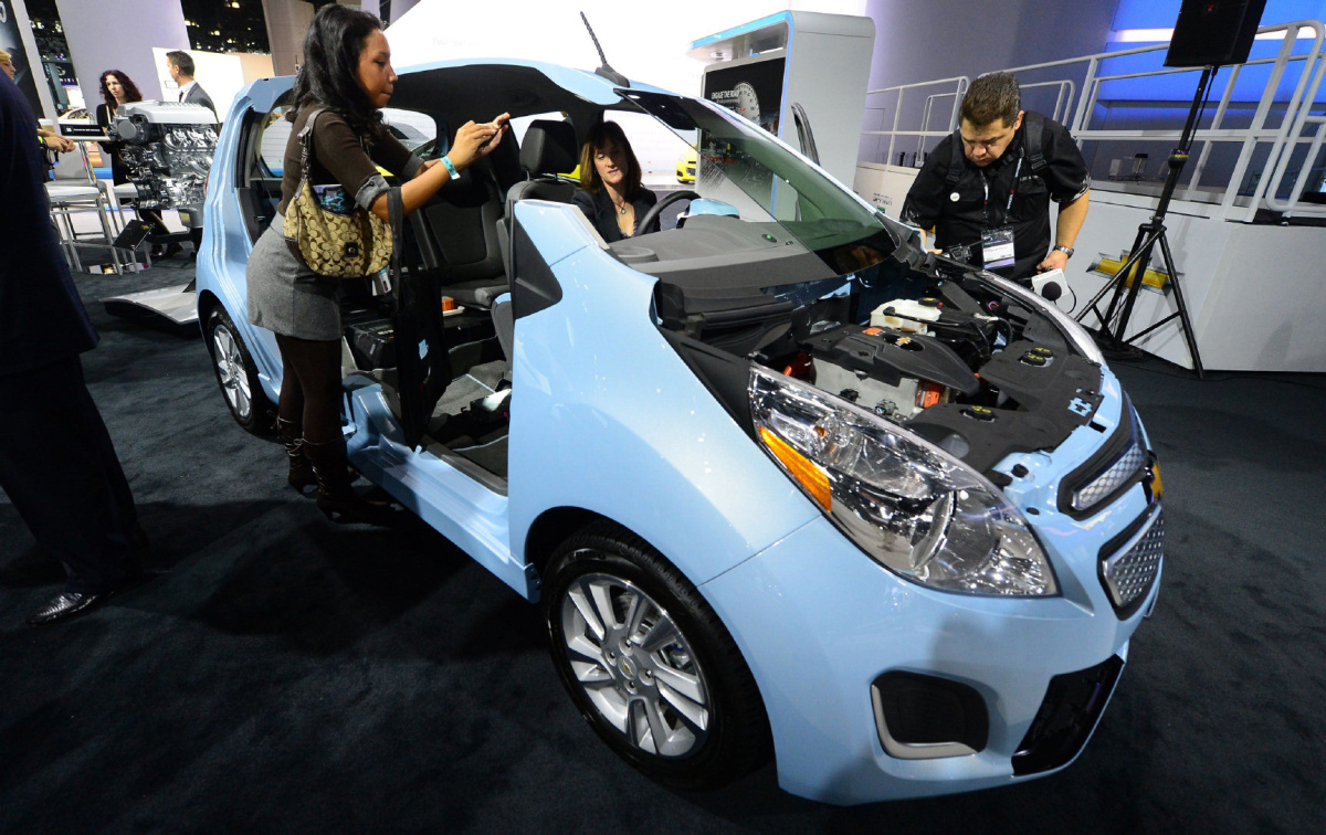11 hot new cars at the L.A. Auto Show