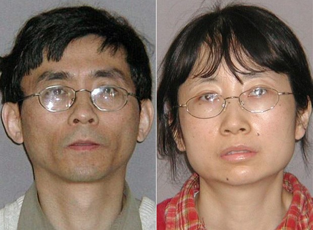 Couple stole GM secrets for China, says U.S. prosecutor