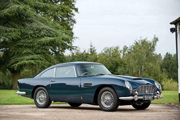 Paul McCartney's Aston Martin sells for $495,000 at auction