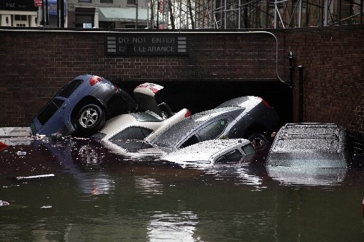 Beware of Superstorm Sandy damaged cars