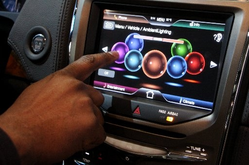 Carte Blanche: Enough with the touch screen