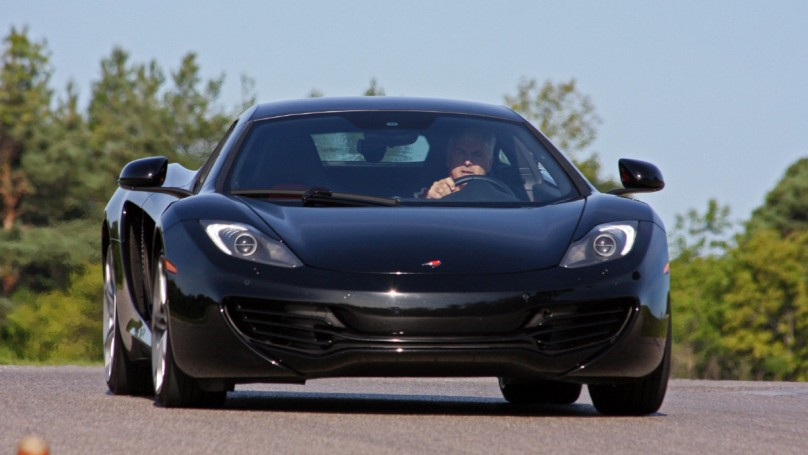 Best of 2012: Supercar, race track, no nanny: priceless!