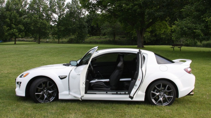 Best of 2012: Used Mazda RX-8 is impractical, but I love it