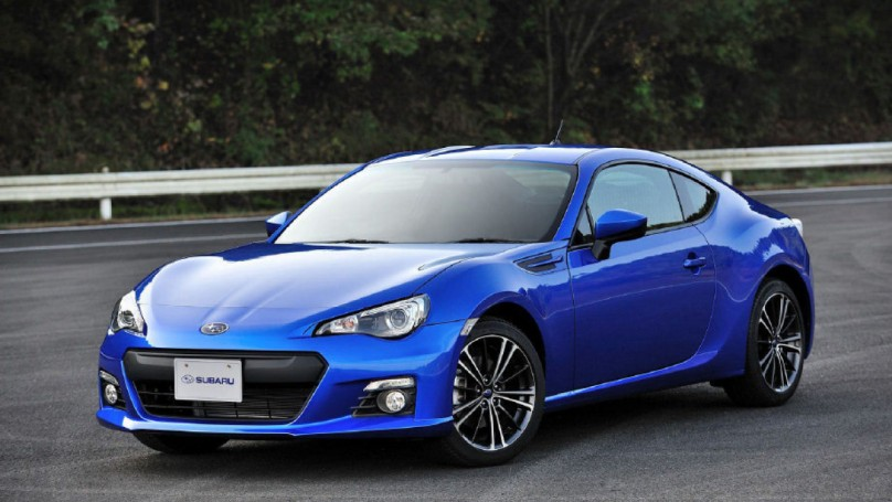 Best of 2012: Speeding back to youth in a BRZ
