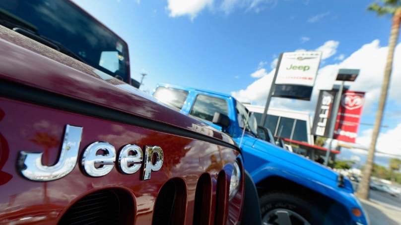 Jeep attempts to go global — again