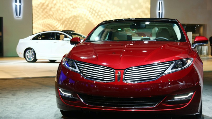 Lincoln brand changes name as new MKZ goes on sale