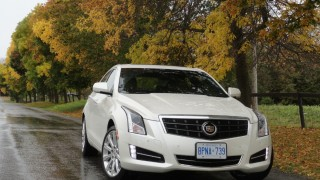 2013 Cadillac ATS review: Nimble Caddy? Who would have thought?