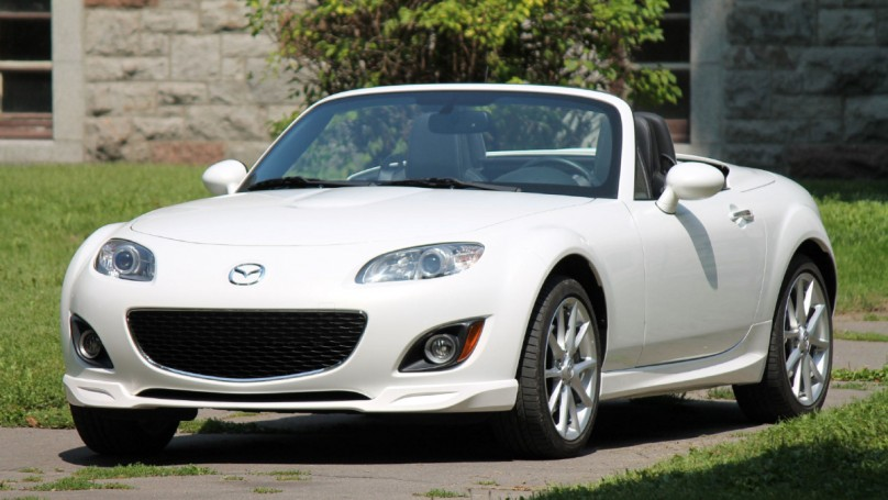 Review: 2012 Mazda MX-5