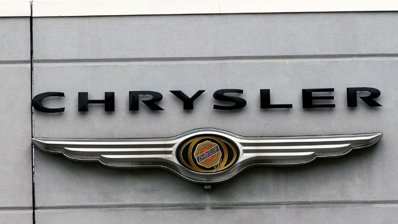 Chrysler Canada sales up 6 per cent in 2012
