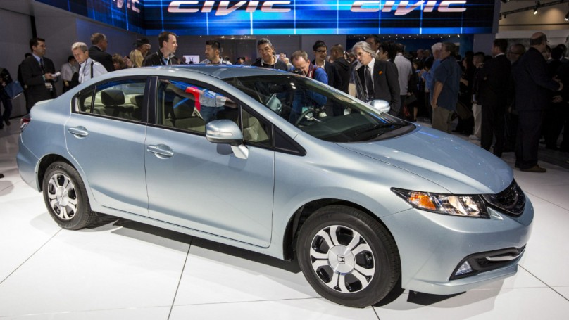 Ontario-built Civic top seller for 15th year