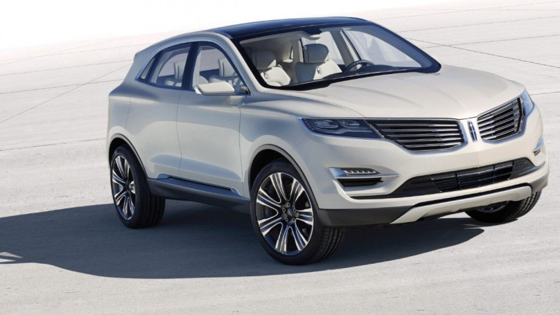 Detroit auto show: Ford takes next step of Lincoln overhaul with lux crossover