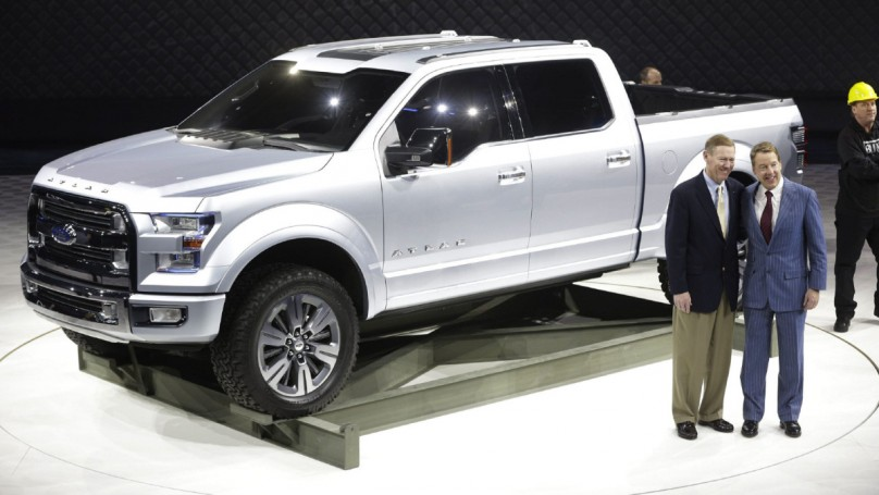 The 5 most interesting concepts at the Detroit auto show