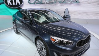 Detroit auto show: Not much 'normal' about this show