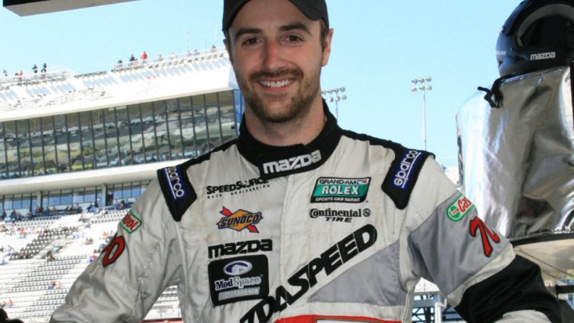 Hinchcliffe ready for second Rolex 24