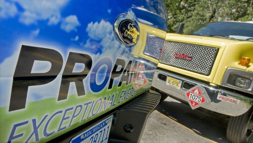 Rough road ahead for propane vehicles