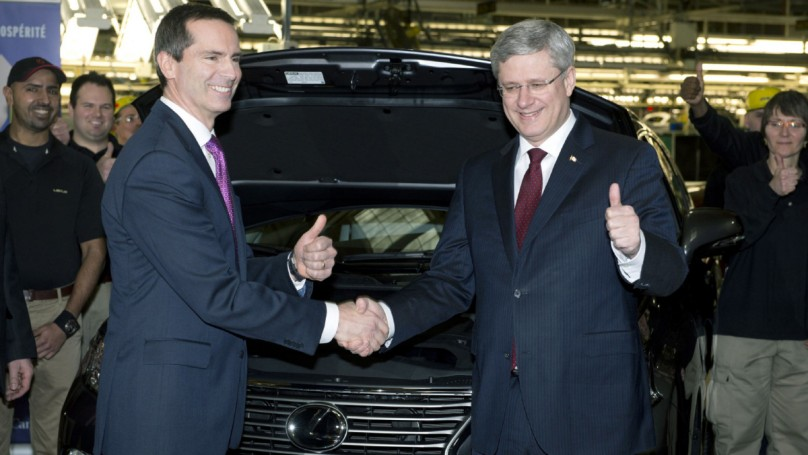 Can Canada beat lower-wage countries for auto jobs?