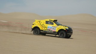 Day 3 update from the Dakar Rally