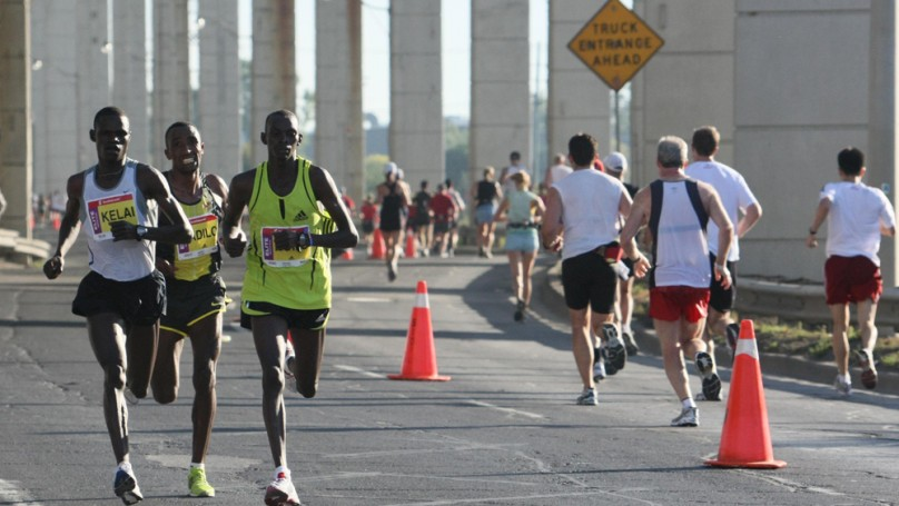 Smackdown: Should city streets be closed for marathons?