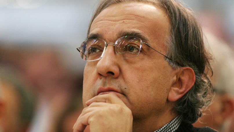 Alfa Romeo needs a 'wop engine,' says Fiat CEO Marchionne