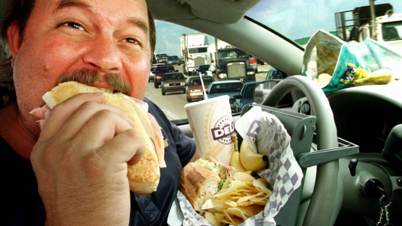Obese drivers more likely to die in crashes: study