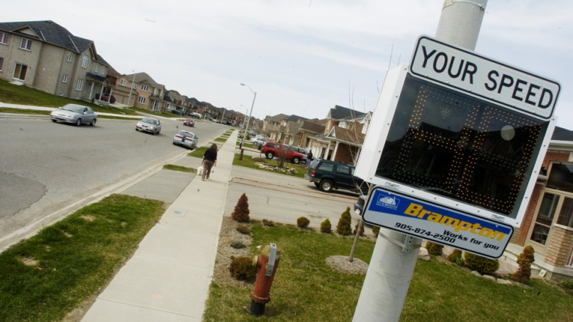Bring back photo radar? Here's a better idea
