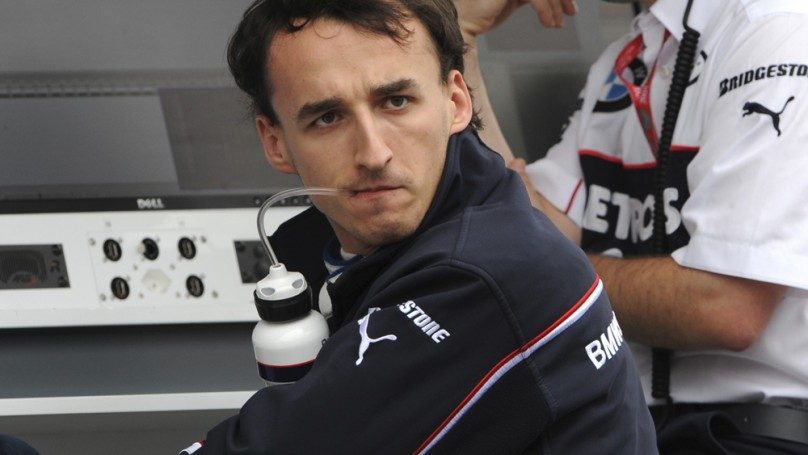 Former F1 driver Robert Kubica to test drive Mercedes DTM car