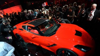 Detroit auto show: A closer look at the 2014 Chevrolet Corvette Stingray