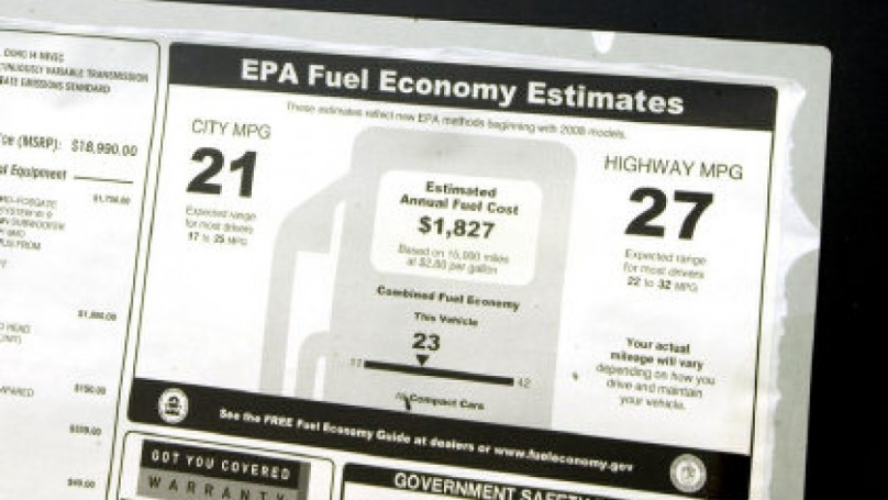 Fuel efficiency tests don?t measure up