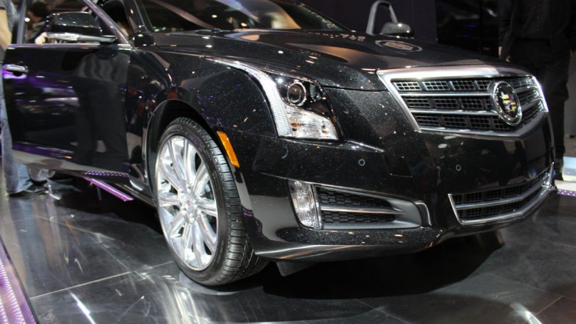 2013 Toronto Auto Show: Cadillac reaches out to younger drivers
