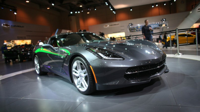 2013 Toronto Auto Show: Modern-day muscle makes comeback