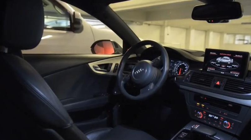 This Audi can find its own parking spot. But is that a good thing?