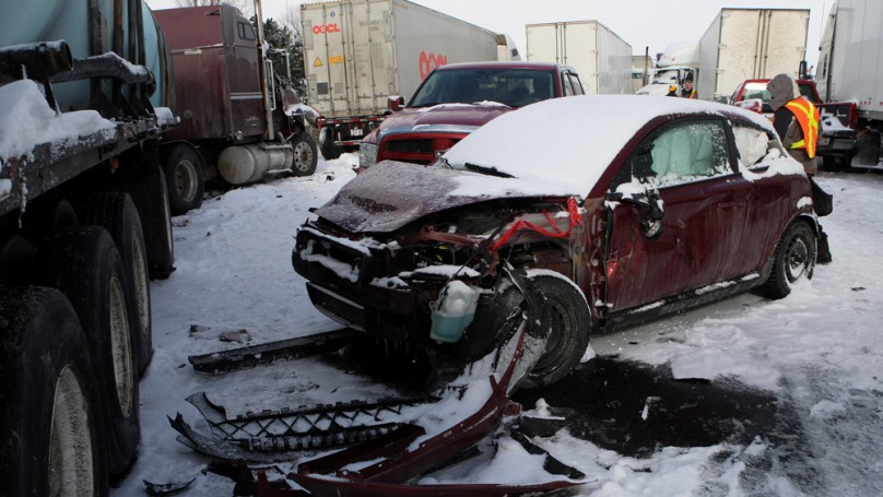 Do you really need to be out on the road during a winter storm?