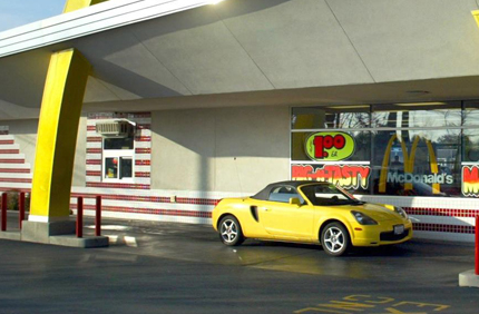 Why I'll be avoiding drive-thru lanes in the future